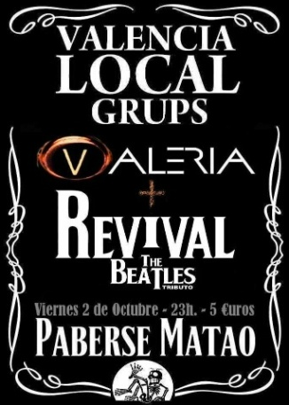 Revival y Valeria